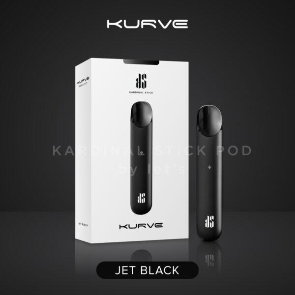 KS Kurve Jet Black