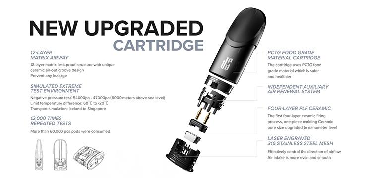 New Upgraded Cartridge
