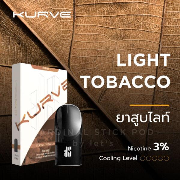 KS Pod Light Tobacco