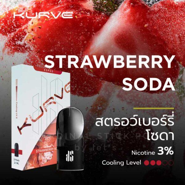 KS Pod Strawberry
