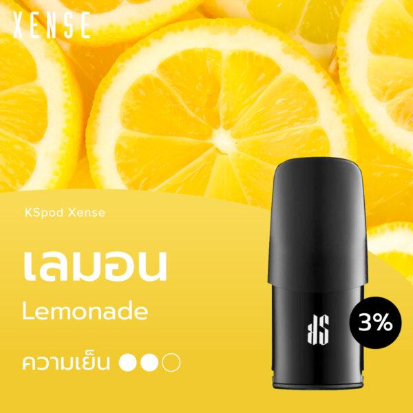 KS Xense Pod Lemonade
