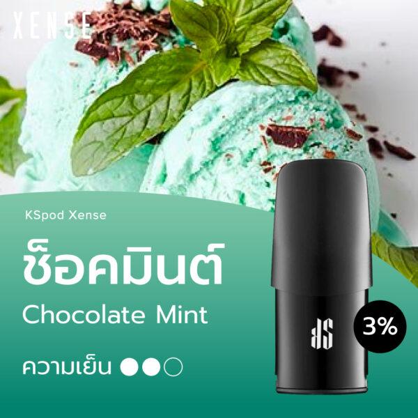 KS Xense Pod Chocolate Mint